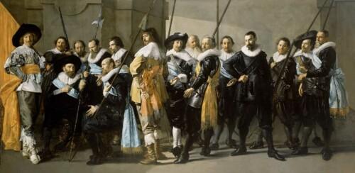De Magere Compagnie - Frans Hals