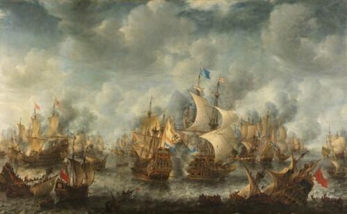 Slag bij Terheide - Jan Abrahamsz