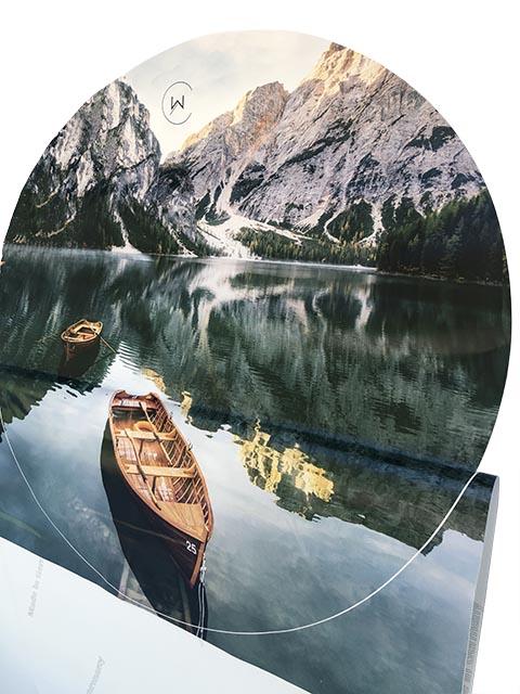 Behangsticker met unieke prints