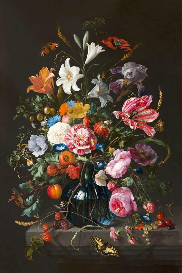 Vaas met bloemen - Jan Davidsz. de Heem